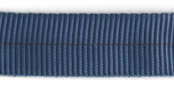 Tubular Nylon Web - 1 inch - Navy