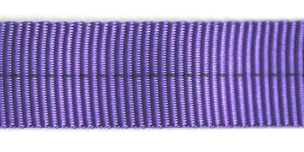 Tubular Nylon Web - 1 inch - Purple