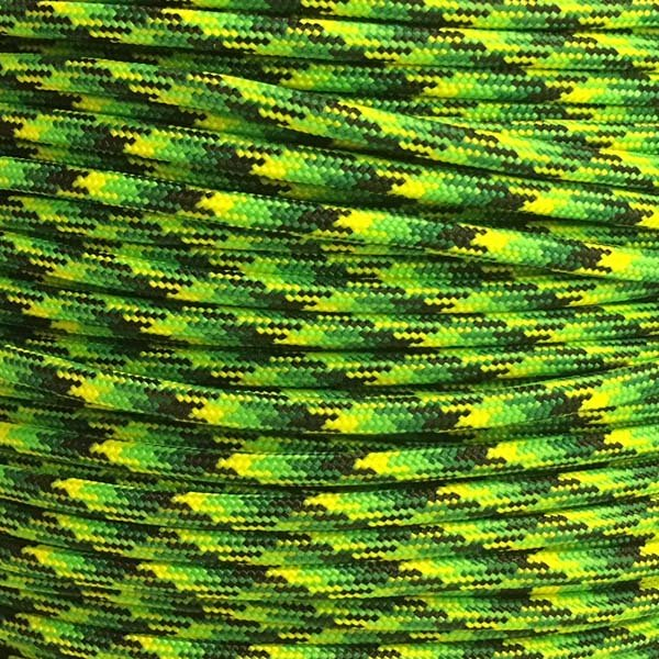 5/32 inch - Nylon ParaCord - Gecko