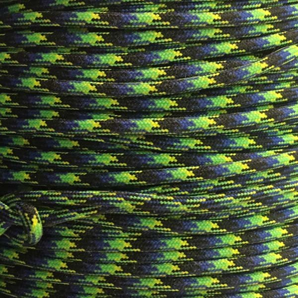 5/32 inch - Nylon ParaCord - Aquatic