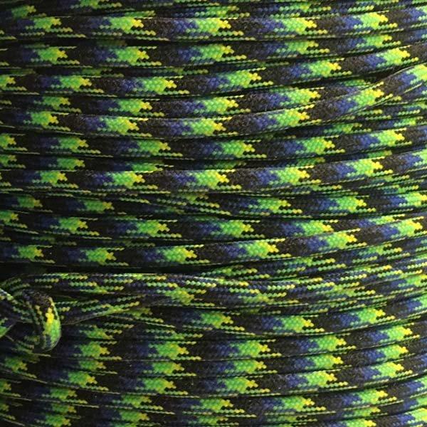 5/32 inch - Nylon ParaCord - Aquatic