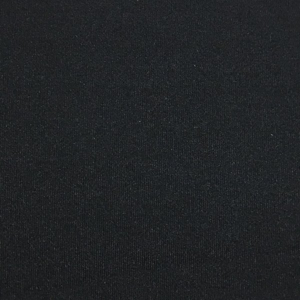 Polyester Spandex - Black