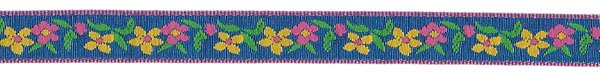 Pixie Blooms - 3/8 inch - Royal