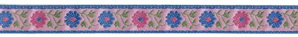 Flower Trail - 1/2 inch - Soft Pink