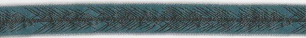 Feather Stretch - 5/8 inch - Blue