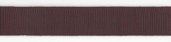 Nylon Grosgrain Ribbon - 3/4 inch - Burgundy