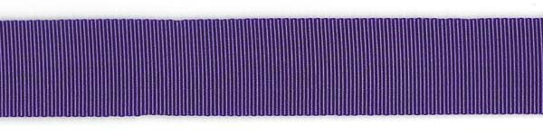 Nylon Grosgrain Ribbon - 3/4 inch - Purple