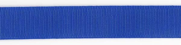 Nylon Grosgrain Ribbon -  3/4 inch - Royal