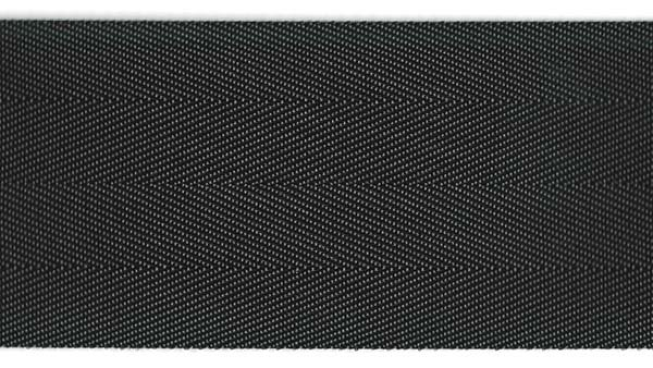 Twill Tape Nylon - 2 inch - Black