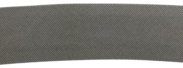 Acrylic Bias Tape - 1 1/4 inch - Silver
