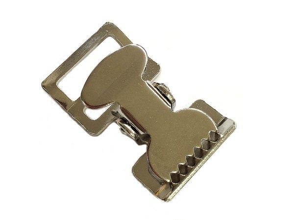 T-Buckle - 1 inch - Nickel