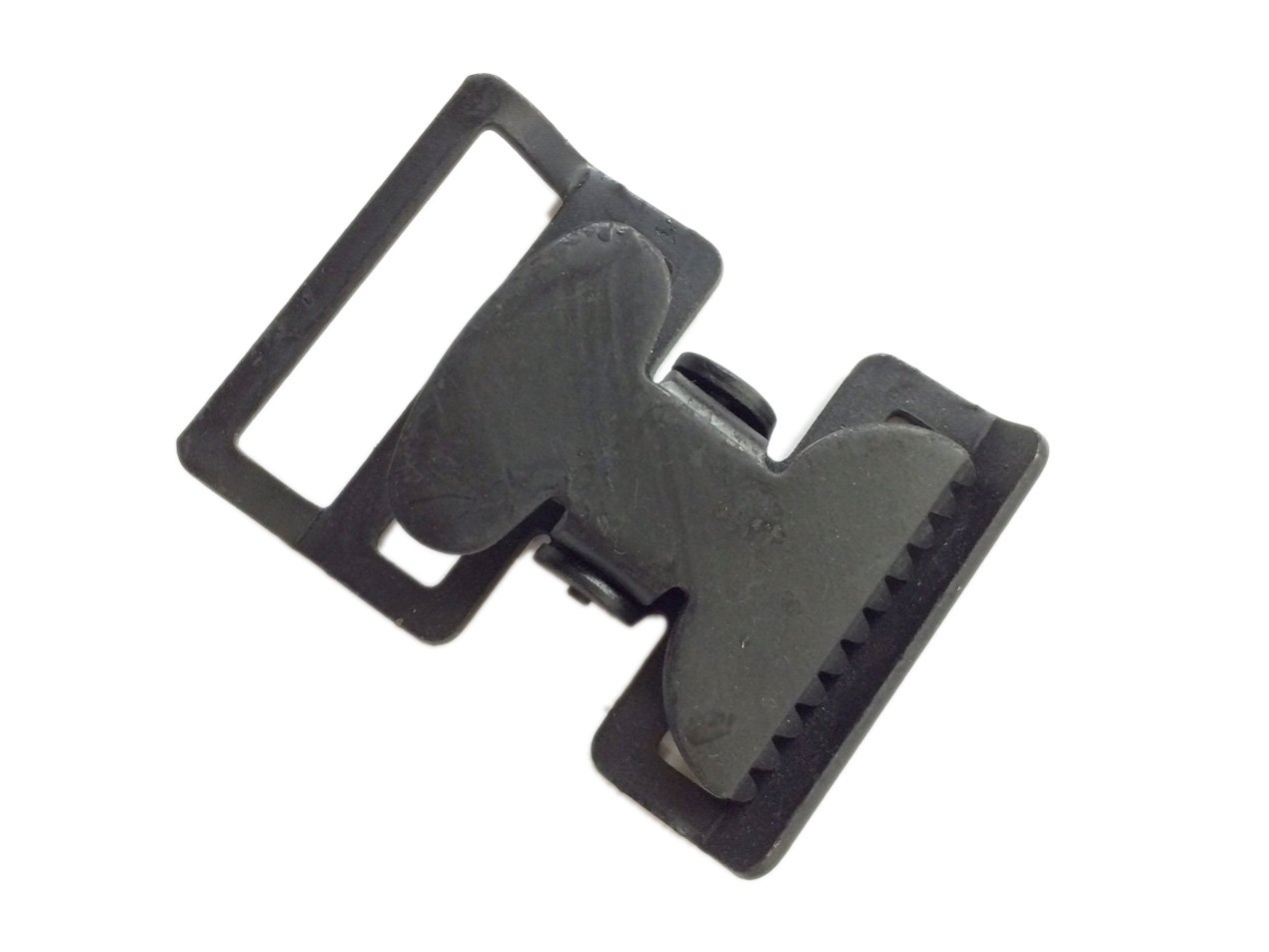 T-Buckle - 1-1/2 inch - Black