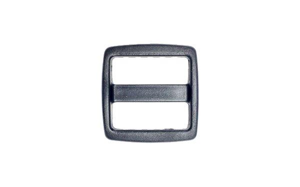 Wide-Mouth Triglide - 1 inch - Black
