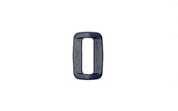 Acetal Looploc - 3/4 inch - Black