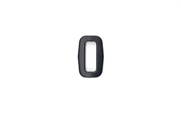 Acetal Looploc - 5/8 inch - Black