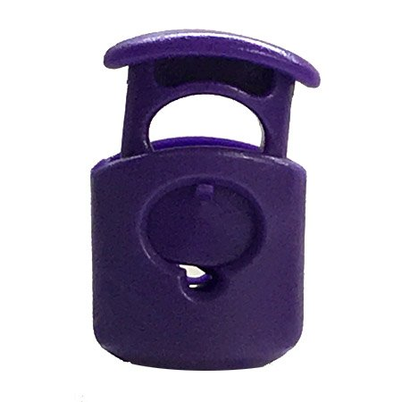 Short Ellipse Toggle - Purple