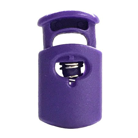 Ellipse Cordloc Toggle - Purple