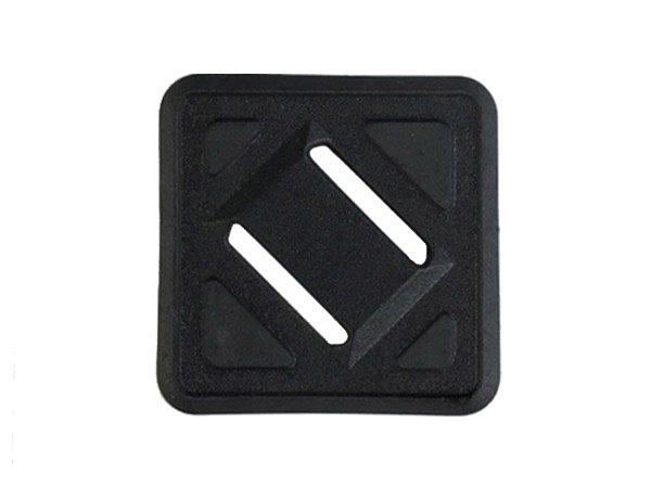 Fast Tab 2 (SQ-2 slot) - 2 x 2 inch  - Black
