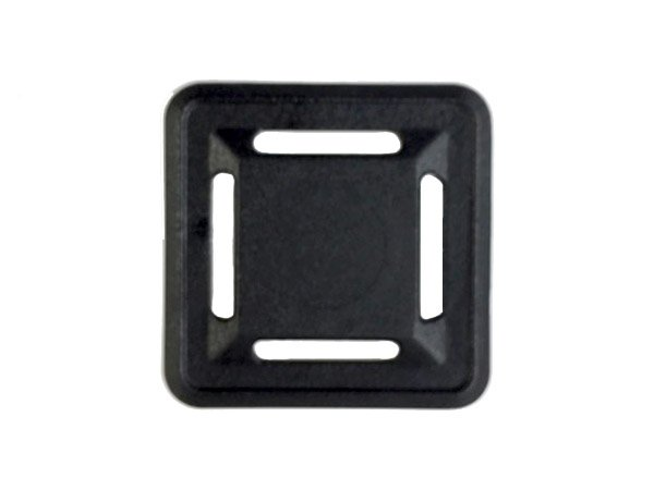 Fast Tab 4 (SQ-4 slot) - 2 x 2 inch - Black