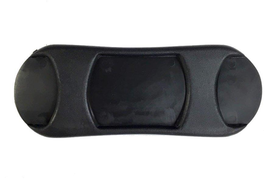 Shoulder Pad - 1 1/2 inch - Black