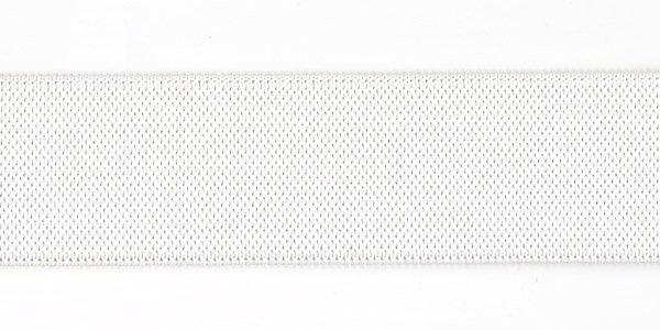 1 1/4 inch - Action  Elastic - White