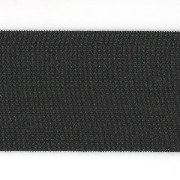 2 inch - Action Elastic - Black