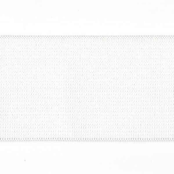 2 inch - Action Elastic - White