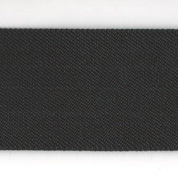 2 inch - Suspender Elastic - Black