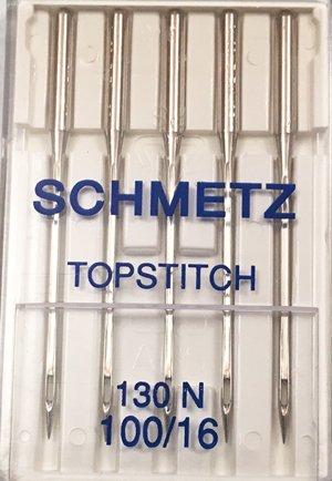 Schmetz Topstitch Needle 100/16
