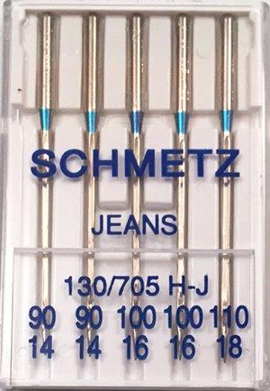 Schmetz Jeans/Denim Needle Assorted