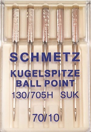 Schmetz Ball Point Needle 70/10