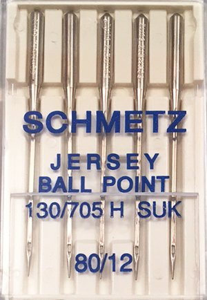 Schmetz Ball Point Needle 80/12