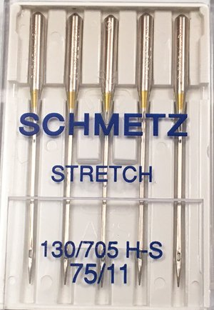 Schmetz Stretch Needle 75/11