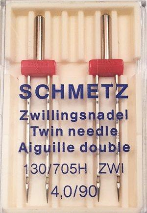 Schmetz Twin Woven Needle 4.0/90
