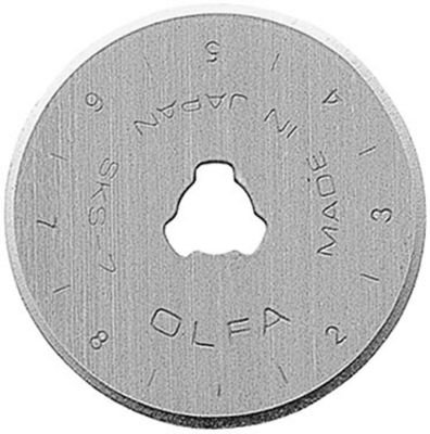 Olfa 28mm Replacement Rotary Blade 2/pk