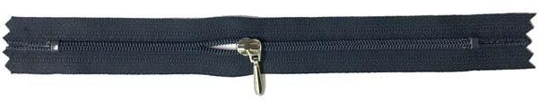 YKK #3 Coil Pocket Zipper - 7 inch - Navy