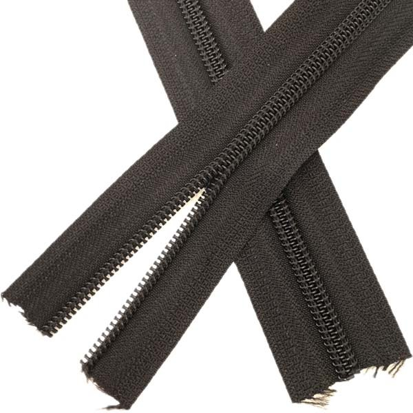 YKK #5 Coil Zipper Tape - Black