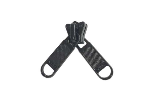 YKK #5 MT Non-Lock Double Slider - Black