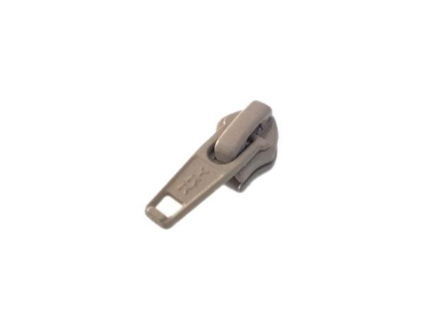 YKK #5 Coil Locking Slider - Tan