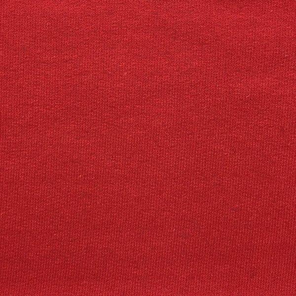 Sweatshirt Fleece - Dark Red