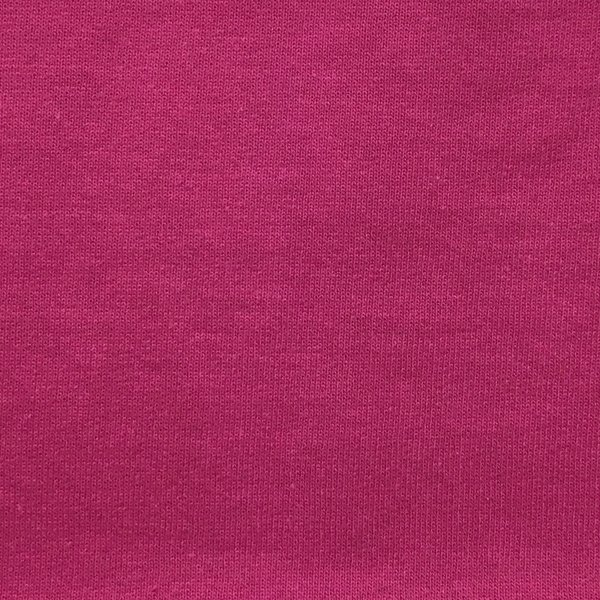Sweatshirt Fleece - Raspberry
