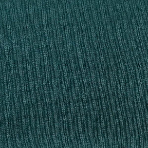 Cotton Sweatshirt Fleece - Teal