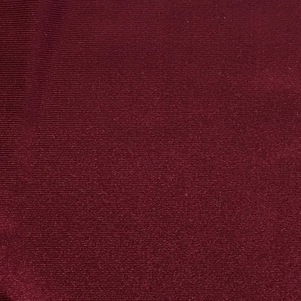 Heavy Nylon Lycra - Burgundy