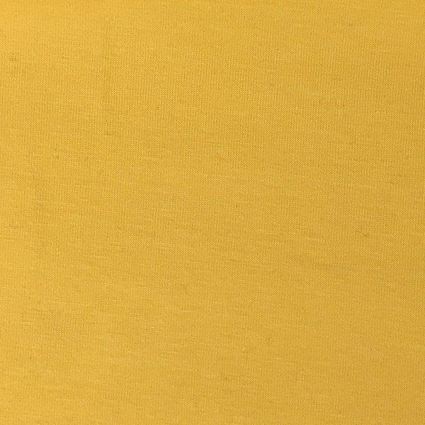 Cotton Lycra Jersey - Buttercup