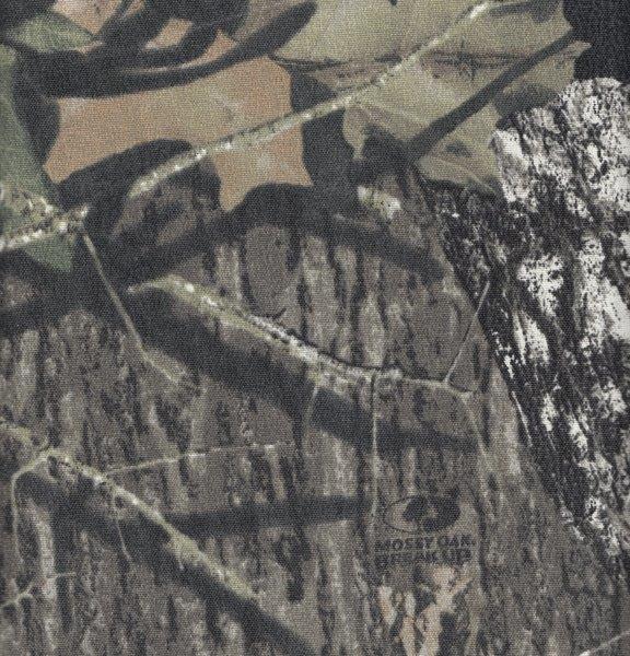 500 Denier Coated Packcloth - Mossy Oak New Break-Up