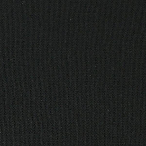 Heavy Ribbing - Black