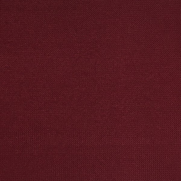 Standard Ribbing - Burgundy