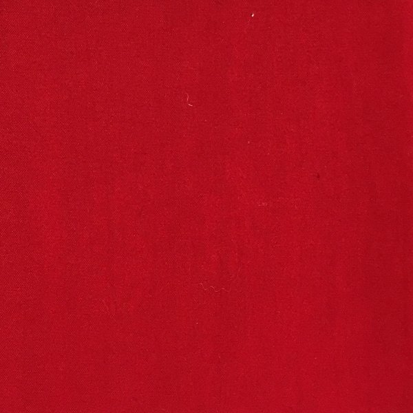2-Ply Laundered Supplex - Red