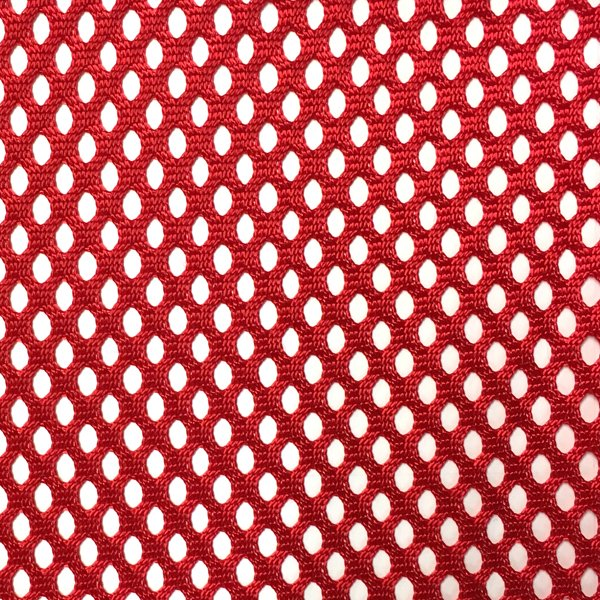 Macro Mesh - Red