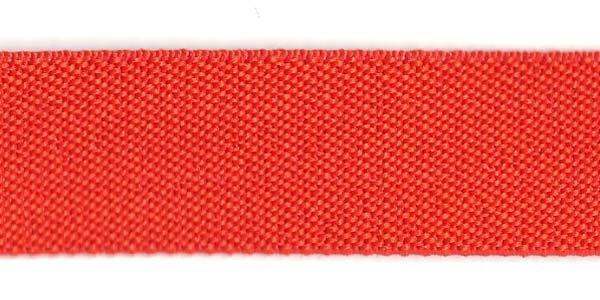 1 inch - Suspender Elastic - Orange